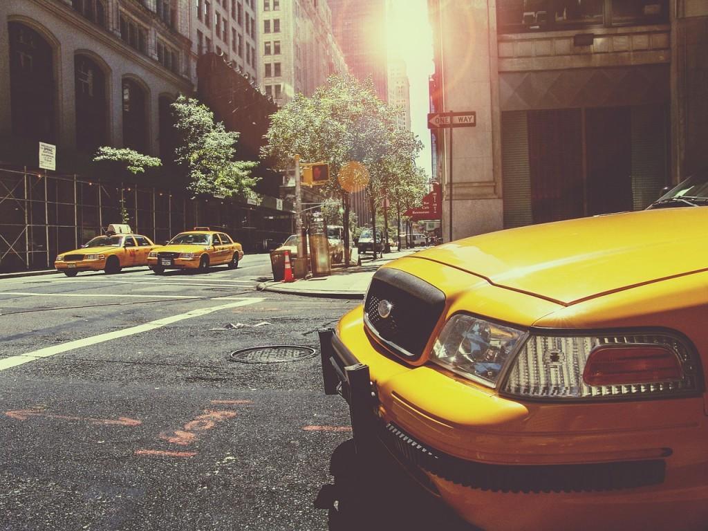 Таксита срещу Uber