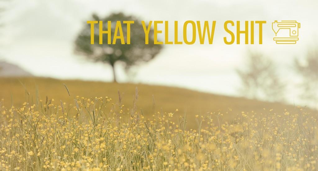 Нови модни лейбъли: That Yellow Shit
